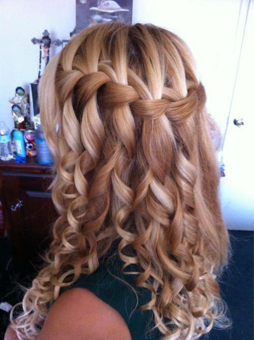 örgü saç modelleri (8)