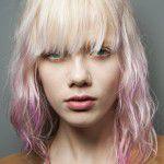 2020 Yılının En Şık Parlak ve Çılgın Renkli Saçları
