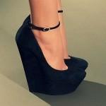 Dolgu Topuk Ayakkabı Modelleri 81
