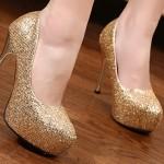 Dolgu Topuk Ayakkabı Modelleri 82