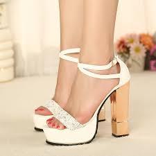 Dolgu Topuk Ayakkabı Modelleri 85