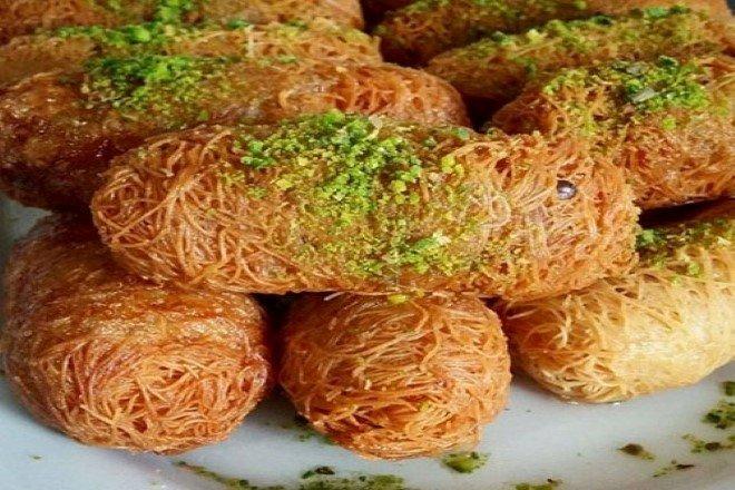Erzurum'un Meşhur Tatlısı Kadayıf Dolma Tarifi