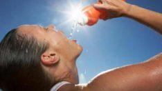 Aşırı sıvı kaybı beyin kanamasına sebeb oluyor