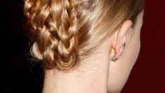 Saç Örgü Modelleri, Ünlülerin Son Moda Saç Örgüleri
