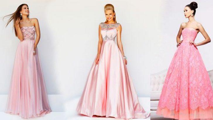 Prensesler Gibi Olmak İsteyenlere Abiye Modelleri