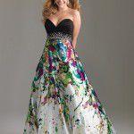 Nişan Düğün için Rengarenk Büyük Beden Abiye Modelleri