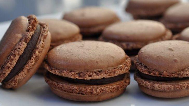 Çikolatalı makaron nasıl yapılır