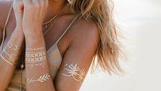 Bayan Dövme Modelleri Parlak Dövmeler