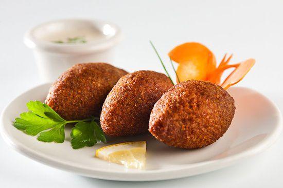 En Sevilen yiyecekler kaç kalori biliyormusunuz? İçli Köfte: 233 kcal