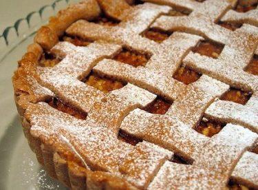 Elmalı Tart Pasta Tarifi