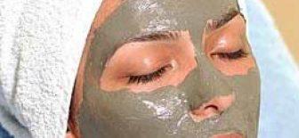 Normal Ciltler İçin Kil Maskesi