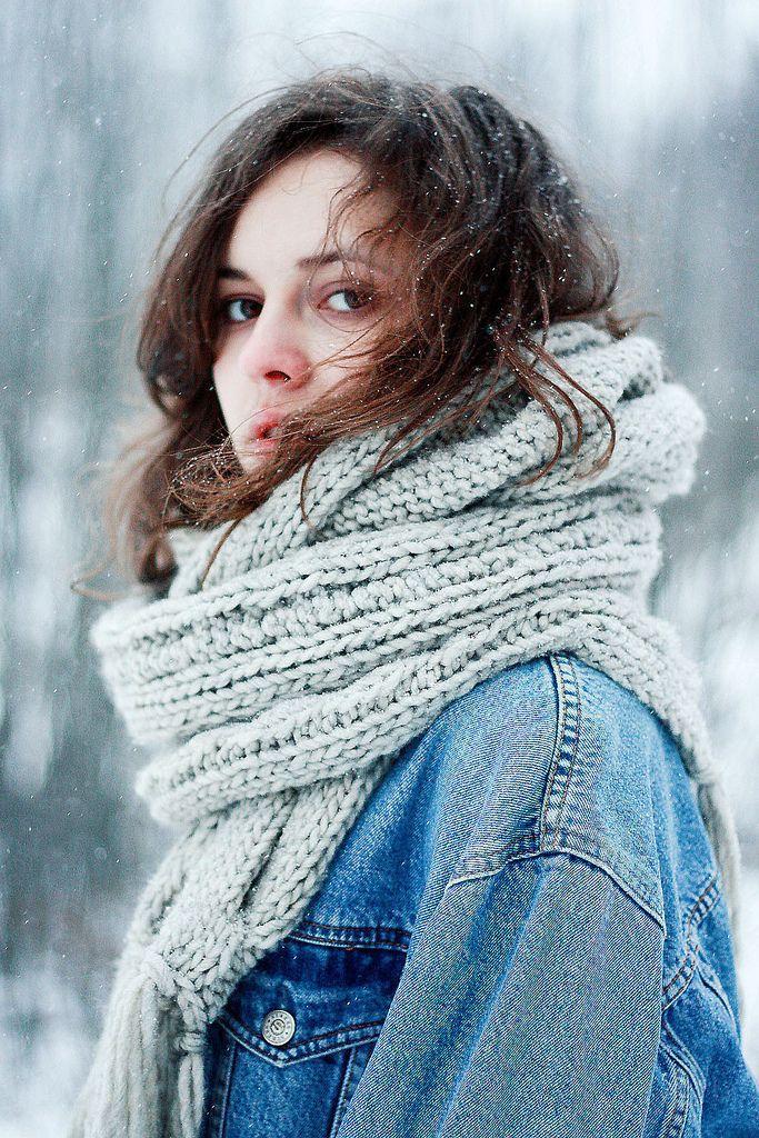 Kışlık Atkı Modelleri