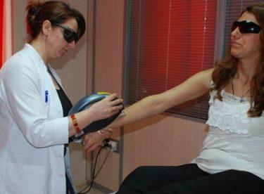 Lazer epilasyon kıl dönmesini engelliyor