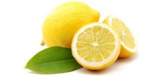 Sivilcelerden Limon Maskesi İle Kurtulun