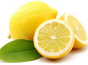 Cilt Bakımında Limon Mucizesi, Dirsek,Topuk ve Peeling