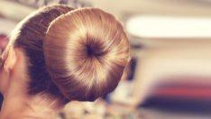 Mükemmel Balerin Topuzu Saç Modelleri
