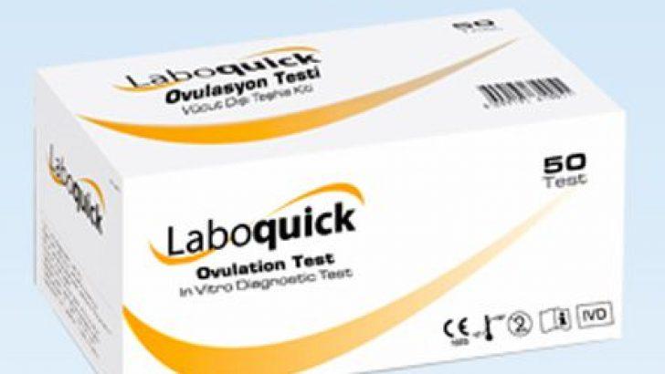 Laboquick Ovulasyon(yumurtlama) Testi