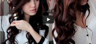 Pratik Dalgalı Saç Nasıl Yapılır?İzle
