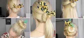 Bandana İle Yapabileceğiniz 5 Ayrı Kolay Saç Modelleri