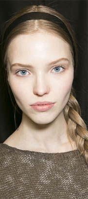Sonbahar Kış Makyaj Modelleri
