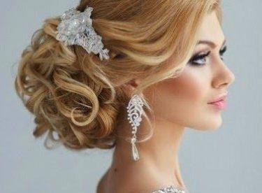 En Güzel Gelin Saç Modelleri