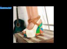Dolgu topuk ayakkabı modelleri 2016 – izle