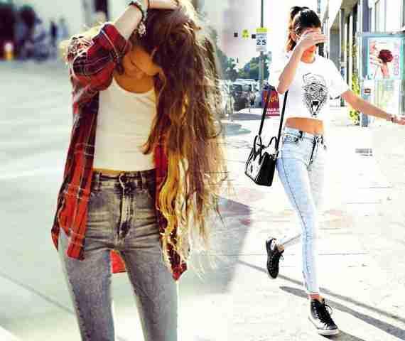2019 Kadınların Gözdesi Yüksek Bel Pantolon Modelleri; Kombinler