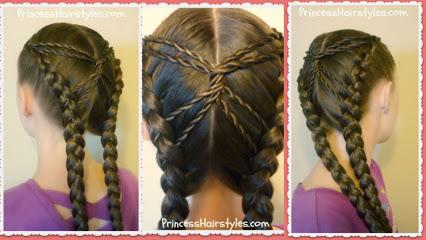 örgü saç modelleri (11)