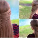 örgü saç modelleri (2)