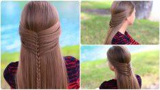 Bu Saç Örgü Modellerine Bayılacaksınız