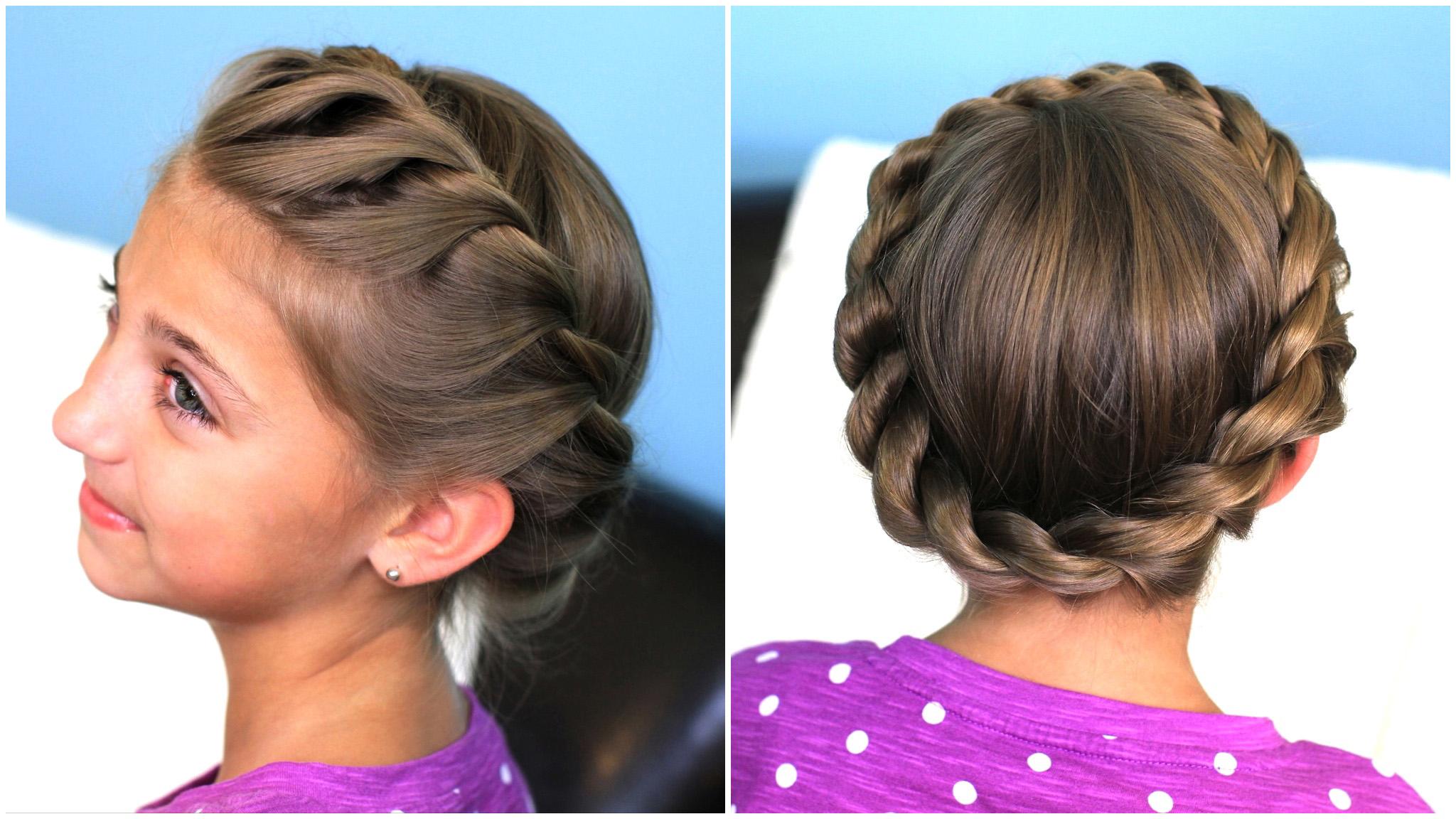 örgü saç modelleri (3)