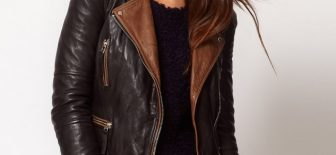 En çok Beğenilen Bayan Deri Ceket Modelleri
