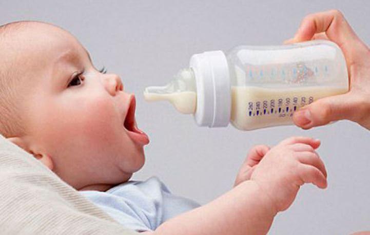 Bebeğin çene ve diş sağlığı için faydalıdır