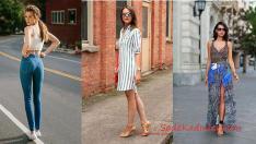 Boyu Uzun Gösteren Kıyafet Kombinleri İçin Moda Hileleri