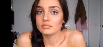 Doğal ve Sade Makyaj Nasıl Yapılır? İşte Günlük Makyaj Videoları