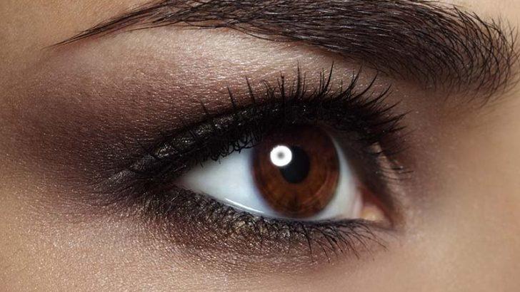 Kahverengi Göz Makyajı Nasıl Uygulanmalı