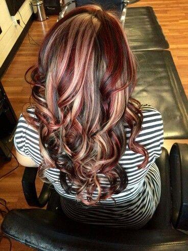 Saç Renkleri (13)