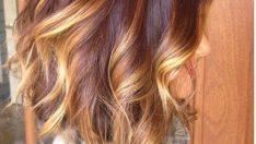 Saç Renkleri ve Saç Modelleri