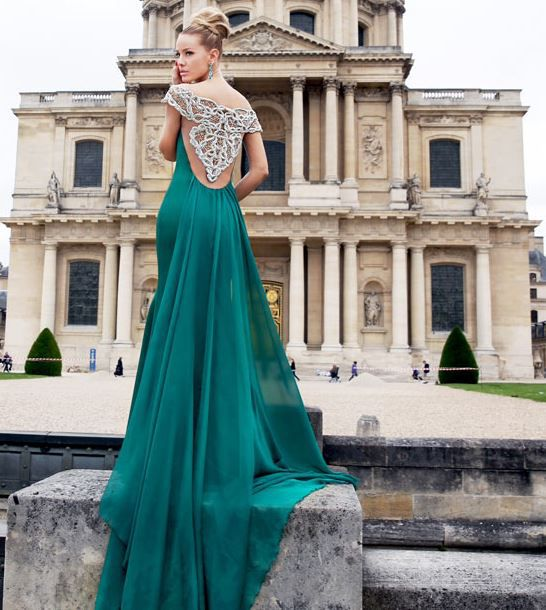 Abiye Elbise Modelleri - 2018