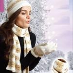 Atkı Bere Elbiven Modelleri Bir Kar teması daha