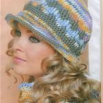 Bere Modelleri Şapka tarzı