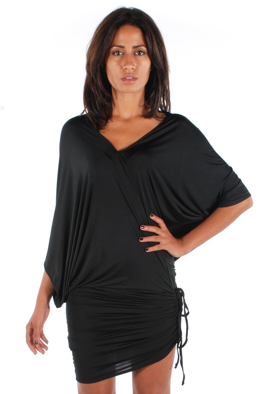 Siyah Abiye Elbise Modelleri