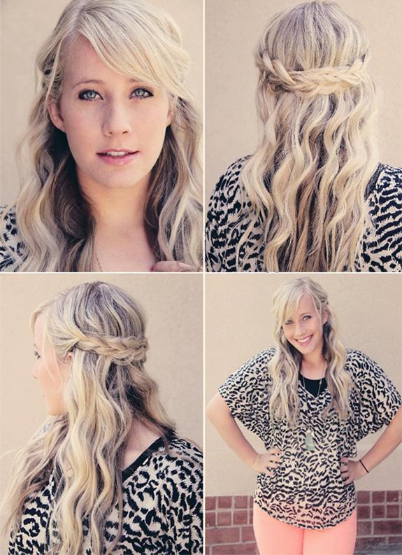Bayram İçin Saç Modelleri