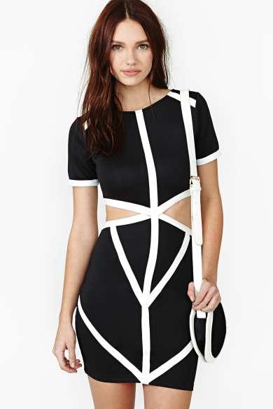 Birbirinden Şık Elbise Modelleri