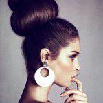 Bombe Saç Modası