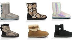 Kar Kış İçin Bayan Bot Modelleri Çizme Modelleri