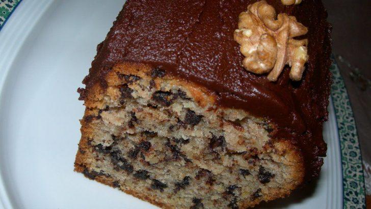 Damla Çikolatalı Kek – Nasıl Yapılır
