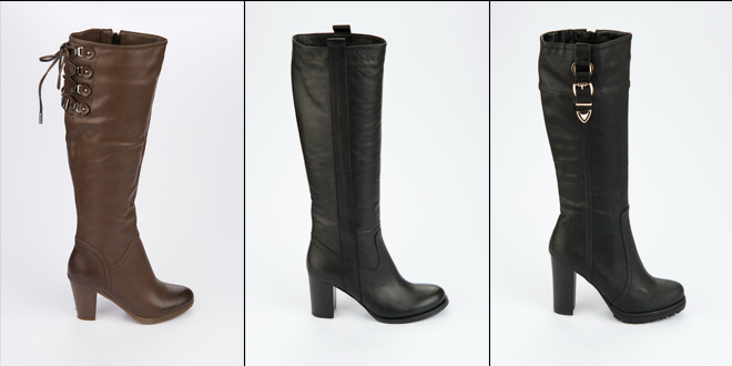 Son Moda Çizme ve Bot Modelleri
