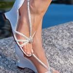 dolgu topuk gelin ayakkabı modelleri (10)