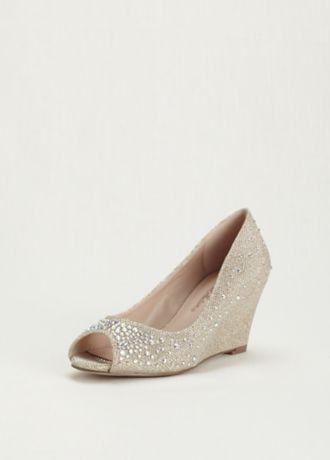 dolgu topuk gelin ayakkabı modelleri (13)